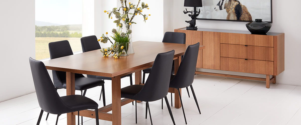 Luca dining room chairs