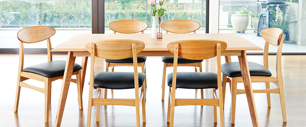 Oslo dining chairs