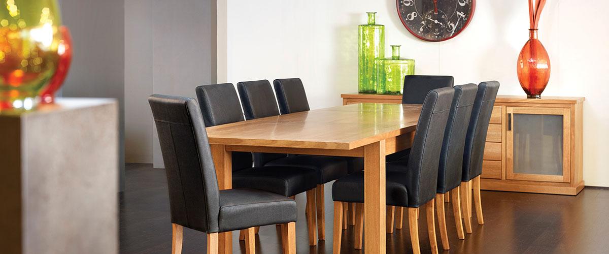 Denmark Tassie Oak Dining