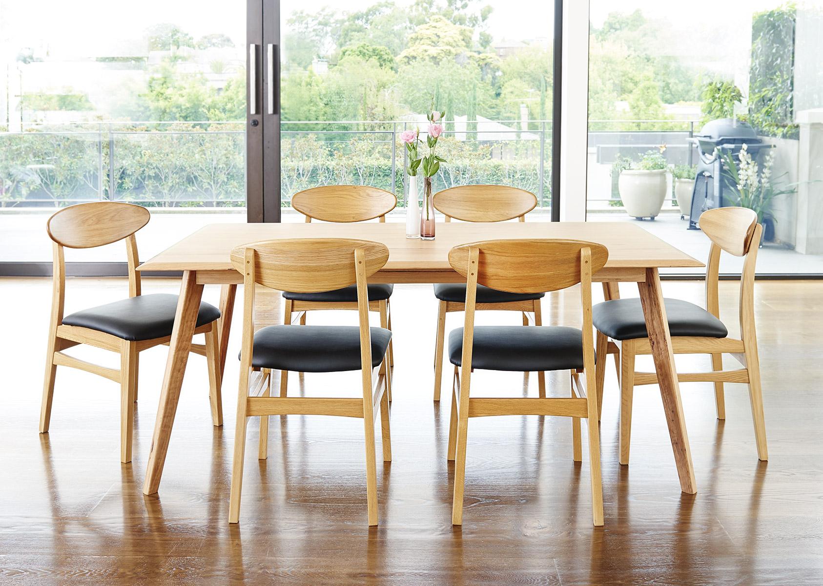 Oslo Dining Berkowitz Furniture