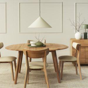 berkowitz oslo round dining table
